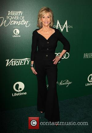 Jane Fonda - Variety's Power of Women luncheon at Beverly Wilshire Four Seasons Hotel - Beverly Hills, California, United States...