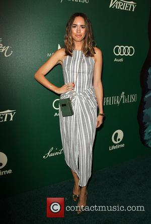 Louise Roe - Variety's Power of Women luncheon at Beverly Wilshire Four Seasons Hotel - Beverly Hills, California, United States...