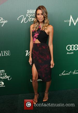 Renee Bargh - Variety's Power of Women luncheon at Beverly Wilshire Four Seasons Hotel - Beverly Hills, California, United States...