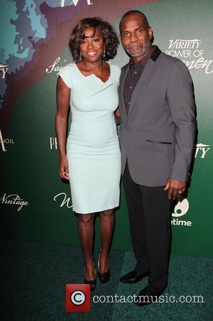 Viola Davis and Julius Tennon