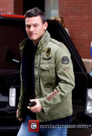 Luke Evans - Luke Evans out and about in New York City - New York City, New York, United States...