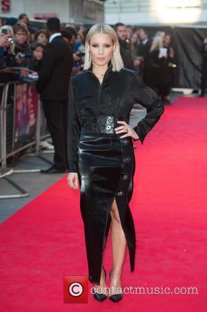 Noomi Rapace - Stars attended the screening of 'The Drop' at the 2014 BFI London Film Festival which was held...