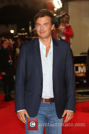 Francois Ozon - BFI London Film Festival - 'The New Girlfriend' screening - Arrivals at Odeon West End - London,...