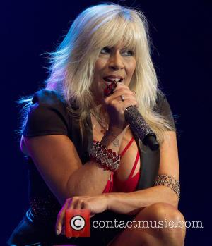 Samantha Fox - Live performances from acts from the 80's And 90's as part of the The Hoff! Tour at...