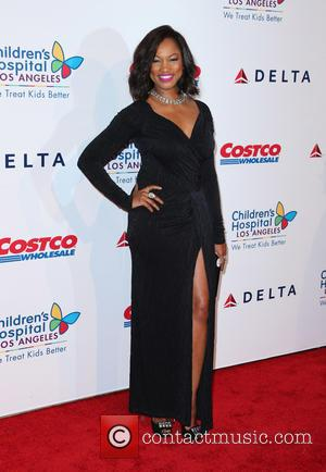 Garcelle Beauvais - A host of stars attended the Children's Hospital Los Angeles' Gala: Noche De Ninos which benefits thousands...