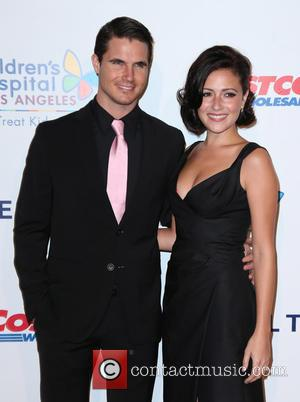Robbie Amell and Italia Ricci - A host of stars attended the Children's Hospital Los Angeles' Gala: Noche De Ninos...