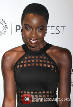 Danai Gurira - An Evening With The Walking Dead Cast at Paley Center - New York, United States - Saturday...