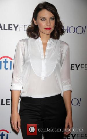 Lauren Cohan - An Evening With The Walking Dead Cast at Paley Center - New York, United States - Saturday...
