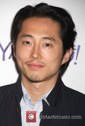 Steven Yeun - An Evening With The Walking Dead Cast at Paley Center - New York, United States - Saturday...