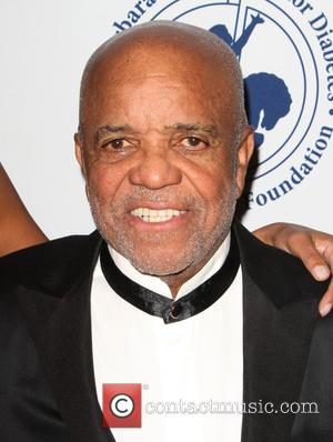 Berry Gordy - A host of stars were photographed on the red carpet at the 2014 Carousel Of Hope Ball...
