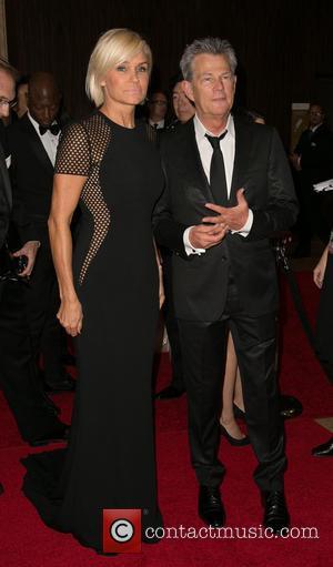 Yolanda Foster and David Foster