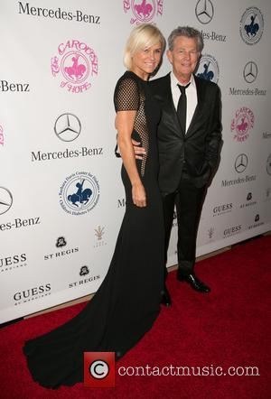 Yolanda Foster and David Foster - 2014 Carousel Of Hope Ball at The Beverly Hilton, Beverly Hilton Hotel - Los...