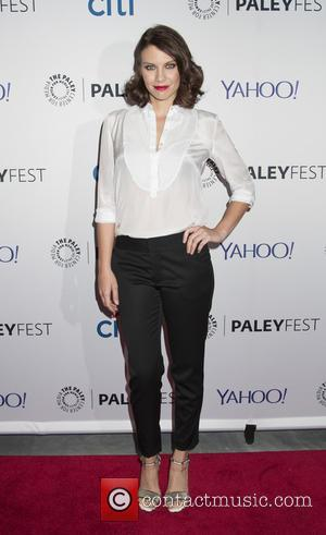 Lauren Cohan - PALEYfest the interactive pop culture event New York presented 'The Walking Dead' at the Paley Center for...