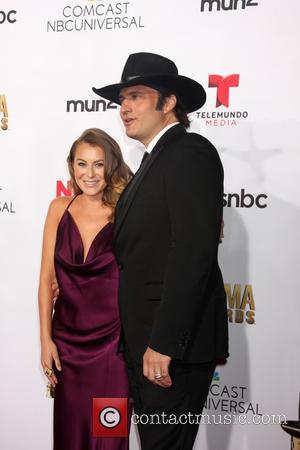 Alexa Vega and Robert Rodriguez