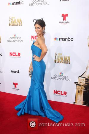 Ana Ortiz - Stars attended the 2014 NCLR American Latino Media Arts Awards ceremony at the Civic Auditorium in Pasadena,...
