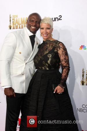Terry Crews and Rebecca Crews