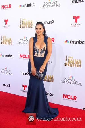 Angelique Cabral - Stars attended the 2014 NCLR American Latino Media Arts Awards ceremony at the Civic Auditorium in Pasadena,...