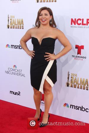Justina Machado - Stars attended the 2014 NCLR American Latino Media Arts Awards ceremony at the Civic Auditorium in Pasadena,...