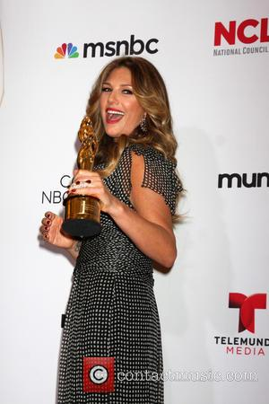 Daisy Fuentes - Stars attended the 2014 NCLR American Latino Media Arts Awards ceremony at the Civic Auditorium in Pasadena,...
