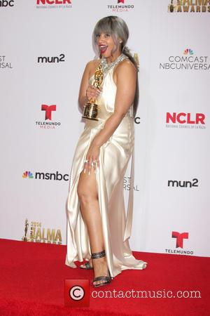 Dascha Polanco - Stars attended the 2014 NCLR American Latino Media Arts Awards ceremony at the Civic Auditorium in Pasadena,...