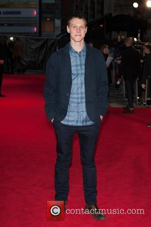 George Mackay - BFI London Film Festival - 'Bypass' screening - Arrivals at Odeon West End - London, United Kingdom...