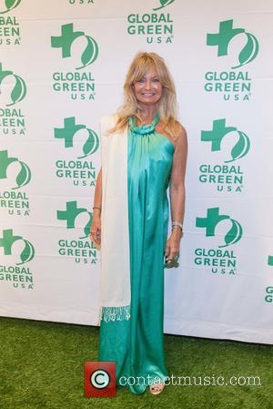 Goldie Hawn - 2014 Gorgeous  & Green Gala at Bently Reserve - San Francisco, California, United States - Saturday...