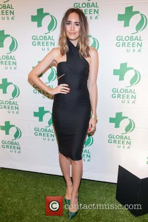 Louise Roe - 2014 Gorgeous  & Green Gala at Bently Reserve - San Francisco, California, United States - Saturday...