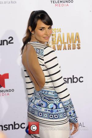 Mia Maestro - The 2014 ALMA Awards - Los Angeles, California, United States - Saturday 11th October 2014