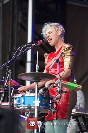 Merrill Garbus and Tune-yards