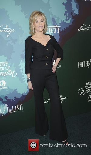 Jane Fonda - Variety Power of Women - Los Angeles, California, United States - Saturday 11th October 2014