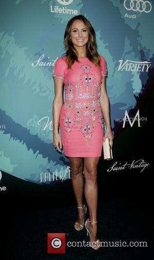 Stacy Keibler - Variety Power of Women - Los Angeles, California, United States - Saturday 11th October 2014