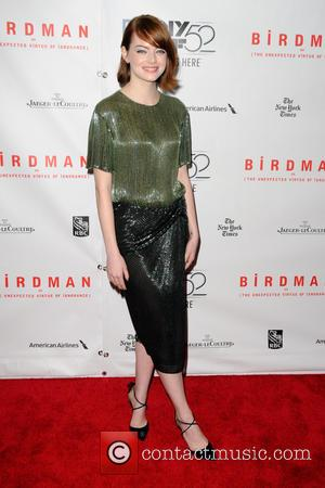 Emma Stone - A variety of A-list Hollywood stars attended the 52nd New York Film Festival held in Manhattan, New...