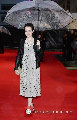 Claire Foy - BFI London Film Festival - 'Rosewater' - Premiere - London, United Kingdom - Sunday 12th October 2014