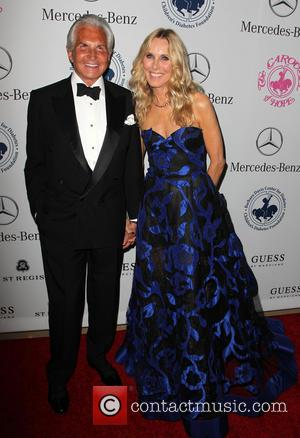 George Hamilton and Alana Stewart - A host of celebrities took to the red carpet and were photographed at the...