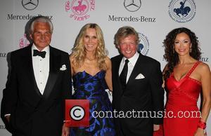 George Hamilton, Alana Stewart, Nigel Lythgoe and Sofia Milos