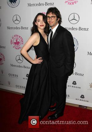Kat Dennings and Josh Groban - A host of celebrities took to the red carpet and were photographed at the...