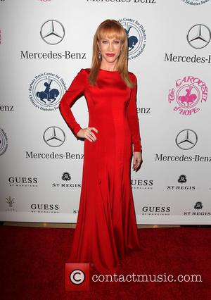 Kathy Griffin - A host of celebrities took to the red carpet and were photographed at the 2014 Carousel of...