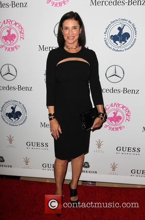 Mimi Rogers - A host of celebrities took to the red carpet and were photographed at the 2014 Carousel of...
