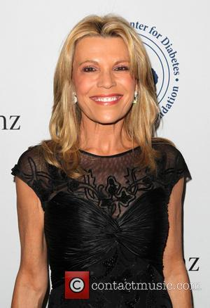 Vanna White - A host of celebrities took to the red carpet and were photographed at the 2014 Carousel of...