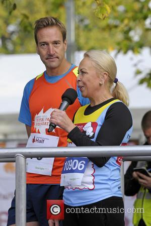Ben Fogle and Jayne Torville