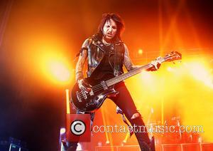 Black Veil Brides and Ashley Purdy
