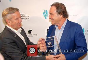 Michael Kutza and Oliver Stone