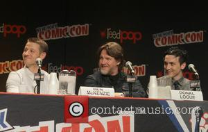 Ben Mackenzie, Donal Logue and Robin Lord Taylor