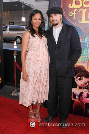 Zoe Saldana Craving Compliments Now That She's Pregnant