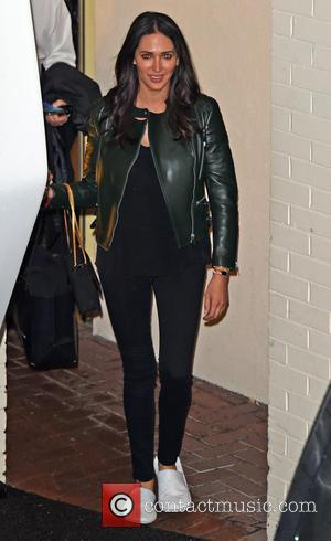 Lauren Silverman - 'Photo's of the stars of the UK TV show The X Factor as they leave the studio...
