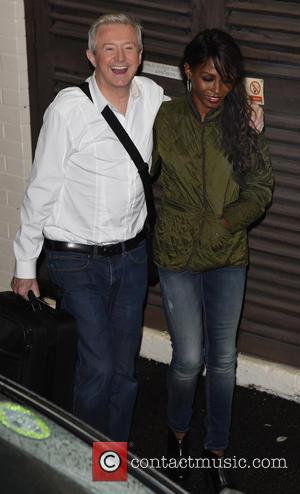 Louis Walsh - 'Photo's of the stars of the UK TV show The X Factor as they leave the studio...