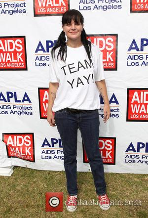 Pauley Perrette - A variety of Celebrities attended the 30th Annual AIDS Walk Los Angeles, Pacific Palisades, California, United States...