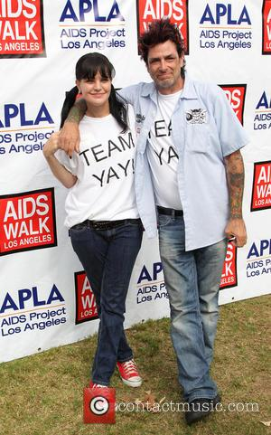 Pauley Perrette and Dick Donato - A variety of Celebrities attended the 30th Annual AIDS Walk Los Angeles, Pacific Palisades,...