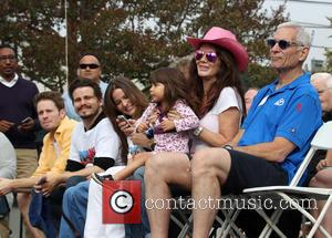 Tyler Ritter, Jason Ritter, Carly Ritter, Maya Juanita Garcetti and Lisa Vanderpump