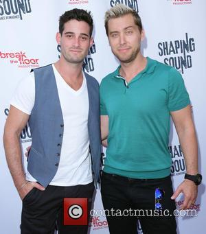 Michael Turchin and Lance Bass